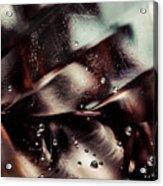 Bubbles 04 Acrylic Print by Grebo Gray