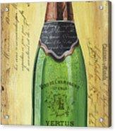Bubbly Champagne 2 Acrylic Print