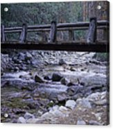 Bubbs Creek Bridge Acrylic Print