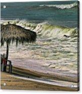 Bucerias Beach Mexico  Acrylic Print