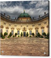 Buchlovice Castle Acrylic Print