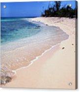 Buck Island Beach Acrylic Print