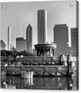 Buckingham Fountain - 2 Acrylic Print