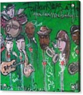Buckner Funken Jazz Acrylic Print