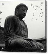 Buda Acrylic Print
