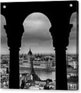 Budapest, Hungary Acrylic Print