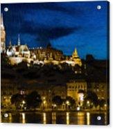 Budapest - Id 16236-104947-3830 Acrylic Print