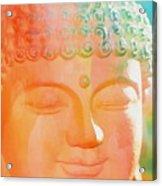 Buddah Glow Acrylic Print