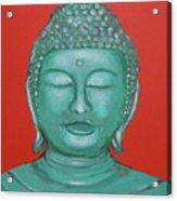 Buddah I Acrylic Print