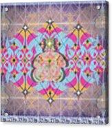 Buddah II Acrylic Print
