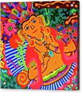 Buddah Love Acrylic Print