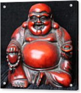 Buddha 2 Acrylic Print