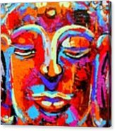 Buddha 3 Acrylic Print