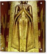 Buddha Figure 1 Acrylic Print