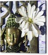 Buddha - Spring Acrylic Print