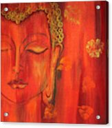 Buddha - The Self Possession Acrylic Print