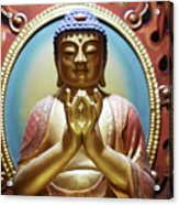 Buddha Tooth Relic Temple 1 Acrylic Print