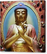 Buddha Tooth Relic Temple 3 Acrylic Print
