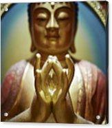 Buddha Tooth Relic Temple 4 Acrylic Print