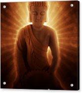 Buddhas Enlightenment Acrylic Print