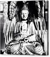 Buddhism Acrylic Print