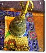 Buddhist Offering Acrylic Print