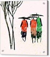 Buddies 3 Acrylic Print