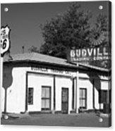 Budville Trading Co. Acrylic Print