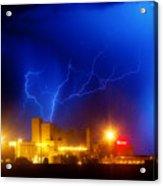 Budweiser Power Dream Acrylic Print
