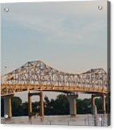 Bueatiful Bridge Acrylic Print