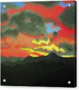 Buenas Noches Acrylic Print