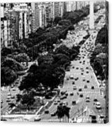 Buenos Aires Acrylic Print