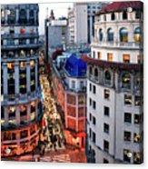 Buenos Aires Street I Acrylic Print