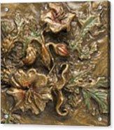 Buffalo Burr Flower Acrylic Print