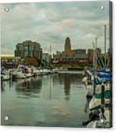 Buffalo New York Acrylic Print
