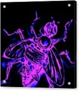 Bug 9 Acrylic Print