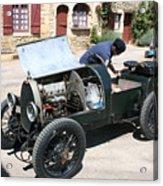 Bugatti Oldtimer Acrylic Print