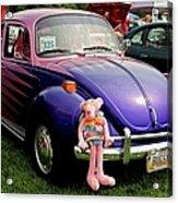 Bugsy I Acrylic Print