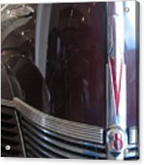 Buick 8 Acrylic Print