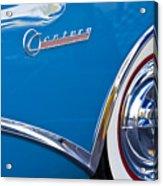 Buick Century Wheel Acrylic Print