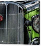 Buick Molson Washington Acrylic Print