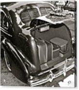 Buick Road Trip Acrylic Print