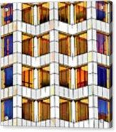 Building Abstract IIid Acrylic Print