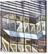 Building Closeup In Manhattan 10 Acrylic Print