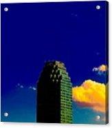 Building  Acrylic Print