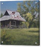 Bulldog Country Acrylic Print