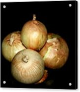 Bunch Of Onions Acrylic Print