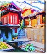 Bungalow Acrylic Print