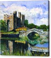 Bunratty Castle Acrylic Print