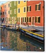 Burano Italy 1 Acrylic Print